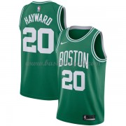 Maglie NBA Boston Celtics 2018 Canotte Gordon Hayward 20# Icon Edition..